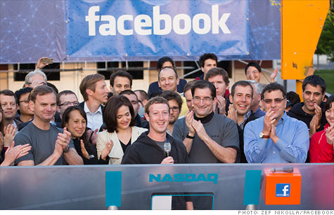 Top Ten Reasons Facebook Could be A Monster Stock