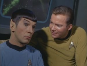 Do You Trade like Captain Kirk or Mr. Spock?