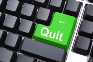 The Power of Quitting