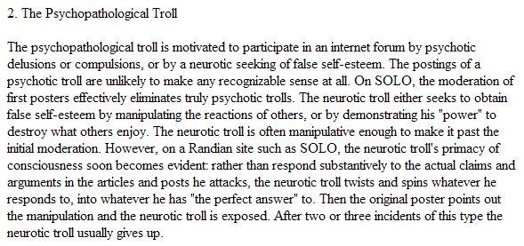 The 10 Common Habits of Trading Trolls