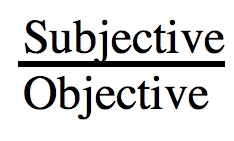 Are You A Subjective or Objective Trader?