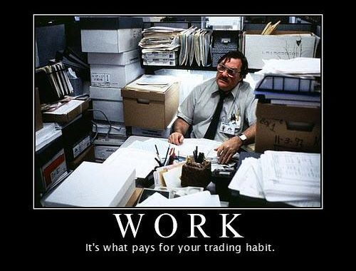 12 Realities of Trading For a Living