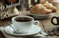 Trader Food: Ten Great Links For Weekend Reading