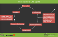 The Life Cycle of the Typical Trader