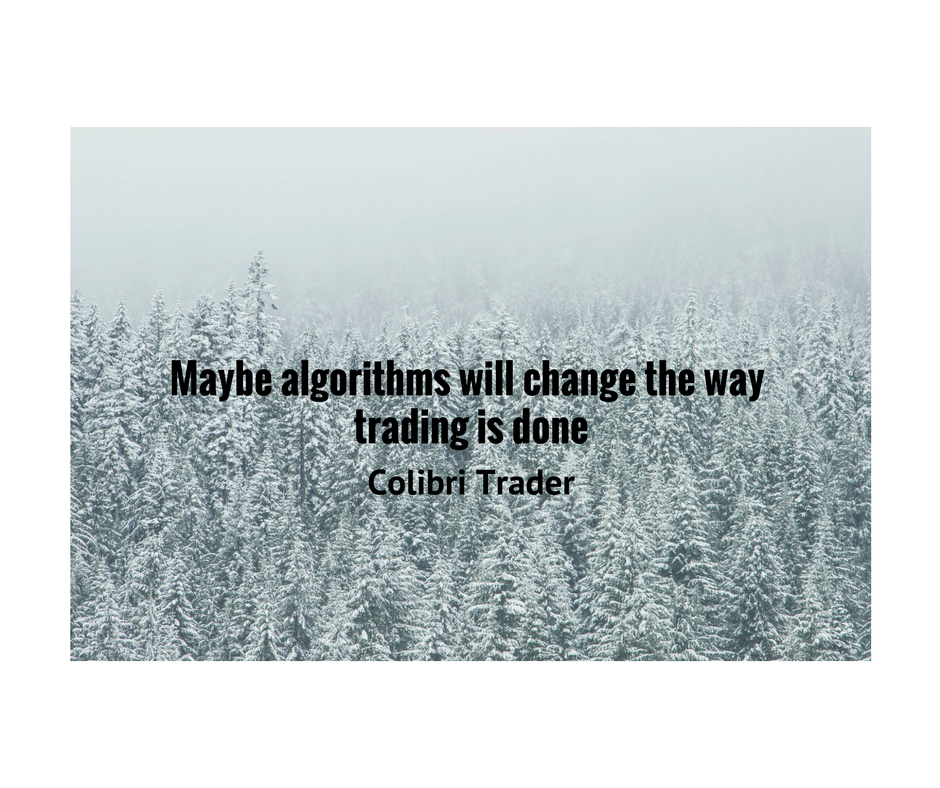 trading will change