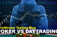 Poker versus Day Trading Stocks