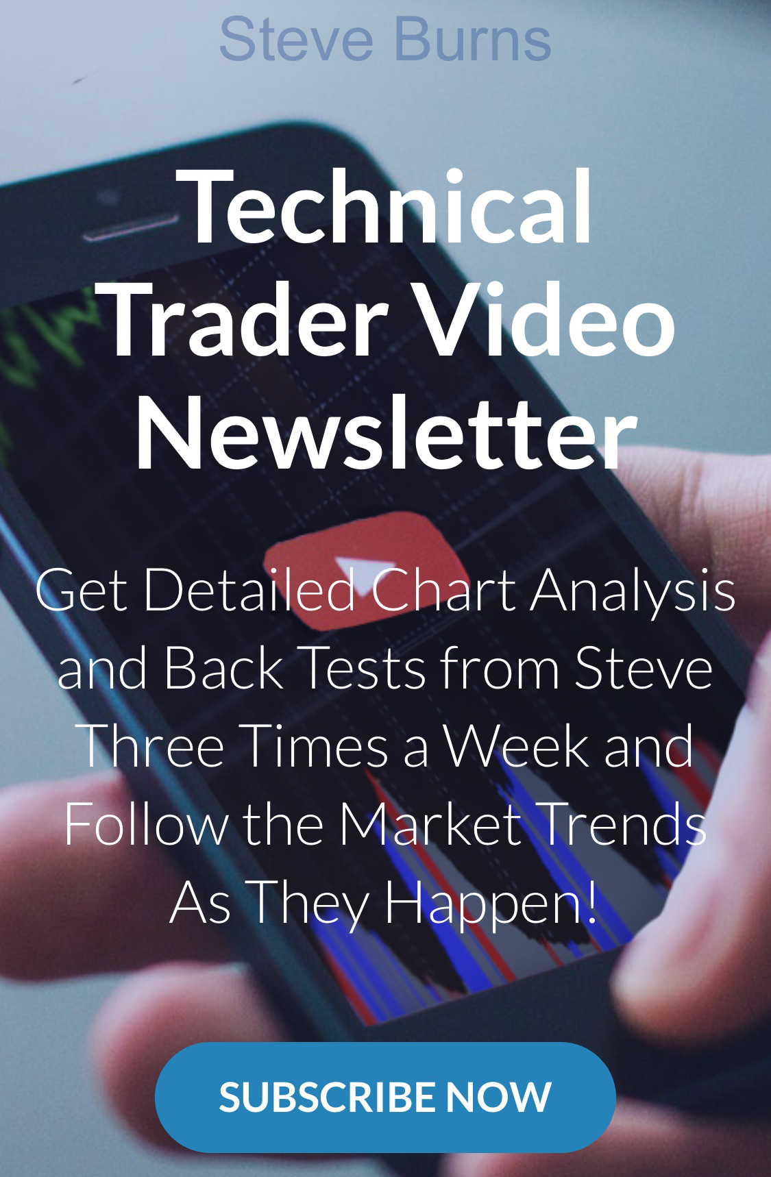 Technical Trader Video Newsletter