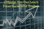What You Can Learn From Successful Traders