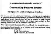 Richard Dennis' Rules For the Turtle Traders