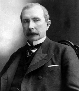 Top Ten Wealth Quotes Of John D. Rockefeller