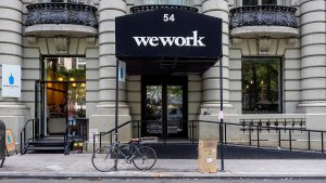 wework valuation
