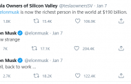 Current Elon Musk Net Worth 2021