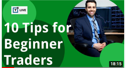10 Important Tips New Traders Need to Hear
