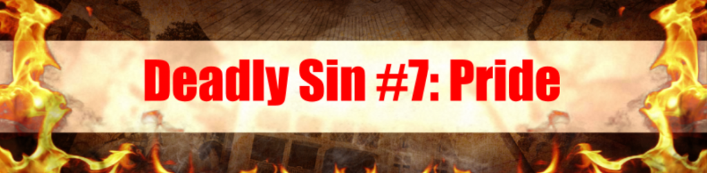 The 7 Deadly Sins of Trading